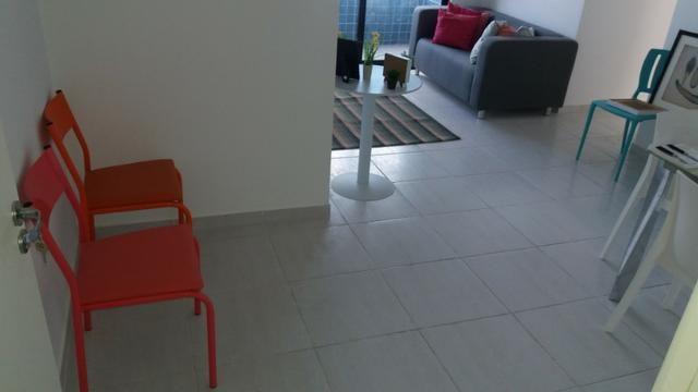 Apartamentos 3 Quartos (1 suíte) 71m2 e 75m2 Ed. Praça das Orquídeas, próx Faculdade Asces - Foto 3