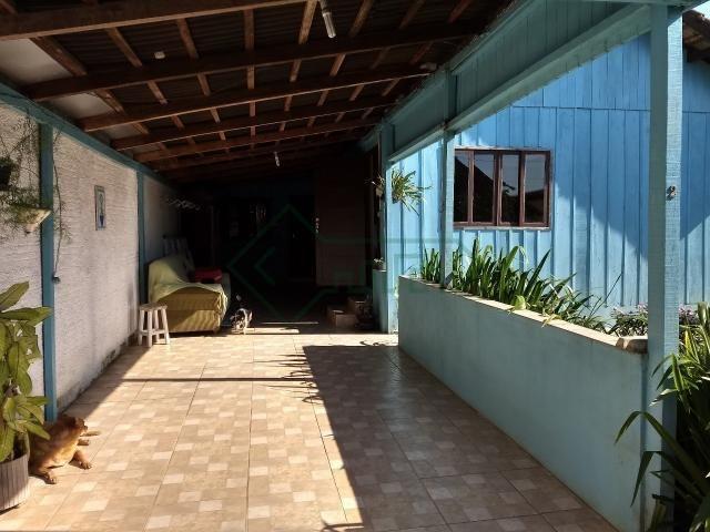 Duas casas no terreno bairro guanabara | terreno de 416 m² - Foto 4