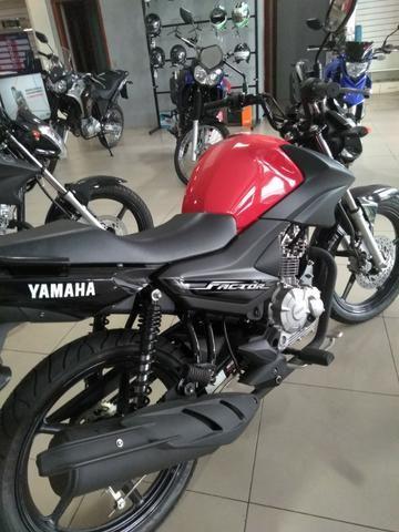Yamaha Nova Factor 125 UBS 2019 0KM! Completa / 45km/L Ligue ou mande whats 51996877898