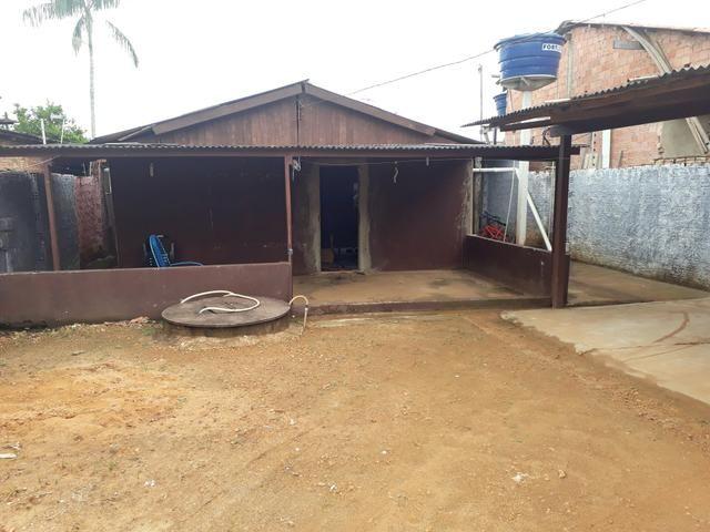 Casa à venda ou troca por outra casa em Porto velho