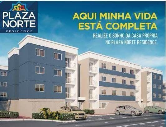 Apartamento Club próx. a Estrada de Ribamar mensais de 224,23 Cartório Grátis