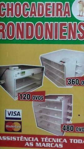 Fabricante chocadeira em Rondônia leia o anúncio - Foto 4