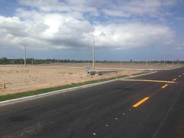 Terreno em Araquari com pequena entrada - Foto 6