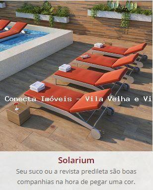 Apartamento para venda em vitória, barro vermelho, 2 dormitórios, 1 suíte, 2 banheiros, 1  - Foto 6