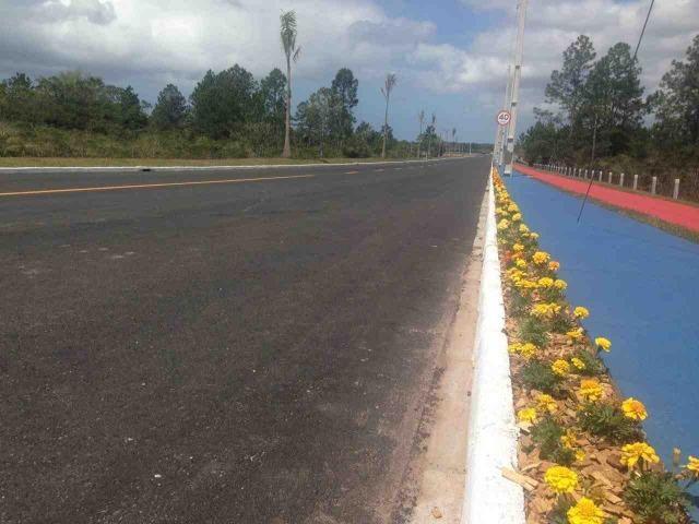 Terreno em Araquari com pequena entrada - Foto 9
