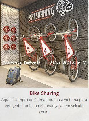 Apartamento para venda em vitória, barro vermelho, 2 dormitórios, 1 suíte, 2 banheiros, 1  - Foto 12