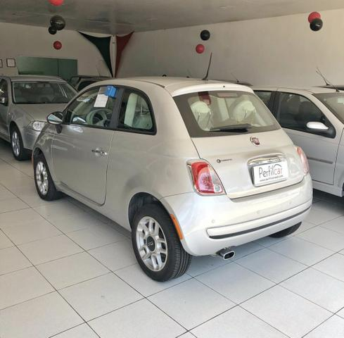 Fiat 500 2012/2013 Cult 1.4 2P Automatizado - Foto 7