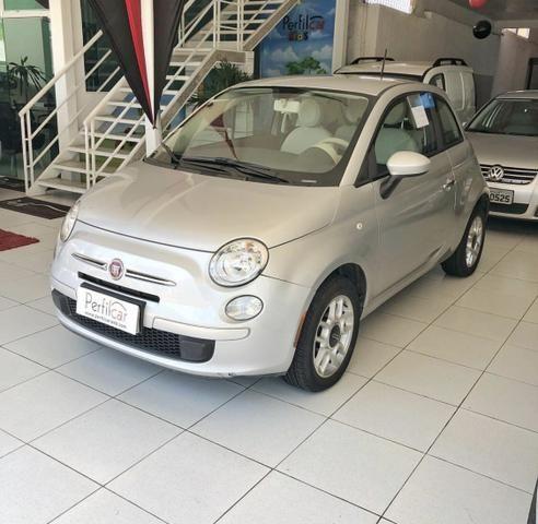Fiat 500 2012/2013 Cult 1.4 2P Automatizado - Foto 3