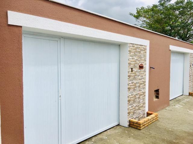 Documentação Inclusa: 2 quartos, 2 wcs, garagem, sala, coz americana, quintal, área serviç - Foto 18