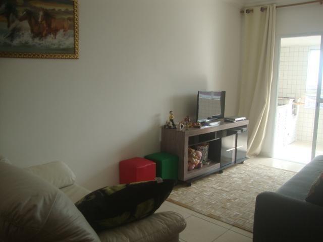 Apartamento residencial à venda, vila mirim, praia grande. - Foto 5