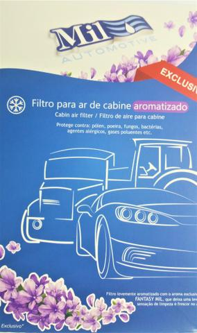 Filtro Ar Cabine Honda / City / New Fit - Foto 4