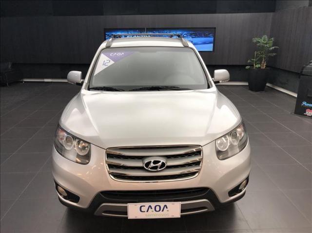 Hyundai Santa fé 2.4 Mpi 2wd 16v