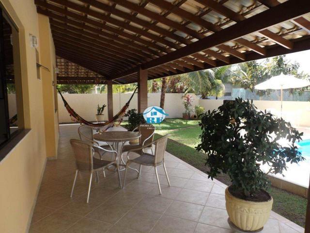 Casa de condomínio à venda com 4 dormitórios em Guarajuba, Guarajuba (camaçari) cod:33 - Foto 9