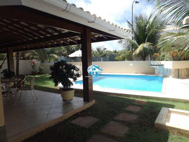 Casa de condomínio à venda com 4 dormitórios em Guarajuba, Guarajuba (camaçari) cod:33 - Foto 8
