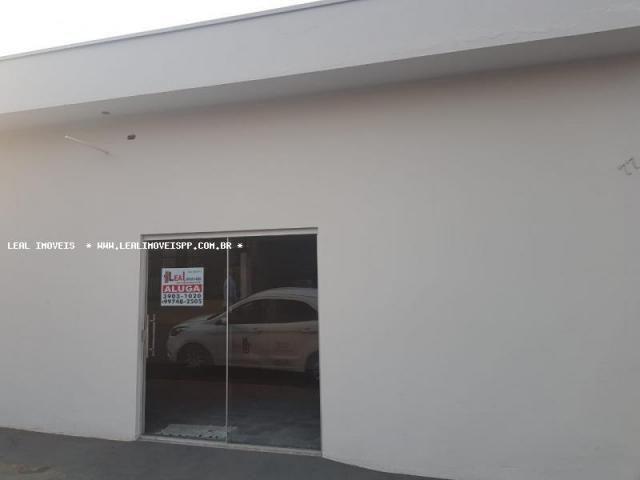 Salão Comercial para Locação em Presidente Prudente, ITAPURA II