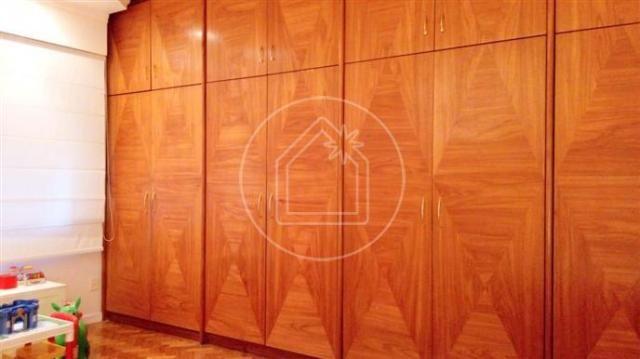 Apartamento à venda com 4 dormitórios em Copacabana, Rio de janeiro cod:841958 - Foto 20