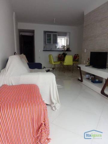 Apartamento com 2 dormitórios à venda, 70 m² por r$ 295.000,00 - costa azul - salvador/ba - Foto 7
