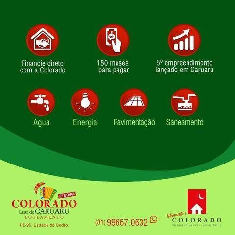 R$ 47.000 PH- Melhores lotes em Caruaru, com sinal de 2 mil reais ! - Foto 2