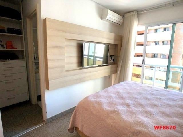 Bossa nova, apartamento no Meireles, 5 suítes, 5 vagas de garagem, 400m², vista mar - Foto 5
