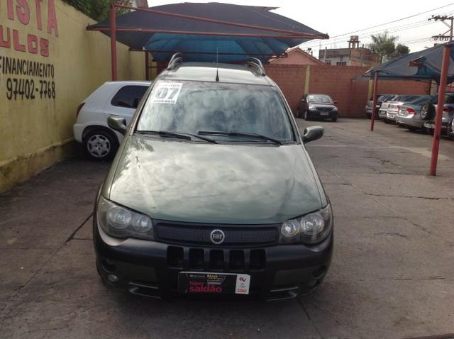 Fiat Palio Palio Weekend Adventure 1.8 Flex (unico dono) - Foto 2