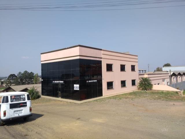 Galpão/depósito/armazém à venda em Chapada, Ponta grossa cod:596