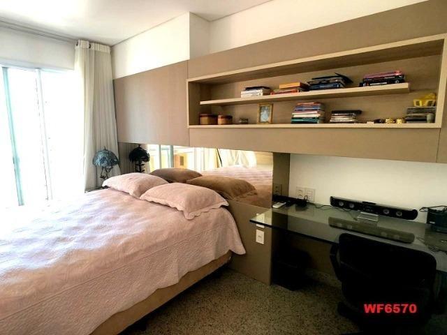 Bossa nova, apartamento no Meireles, 5 suítes, 5 vagas de garagem, 400m², vista mar - Foto 10