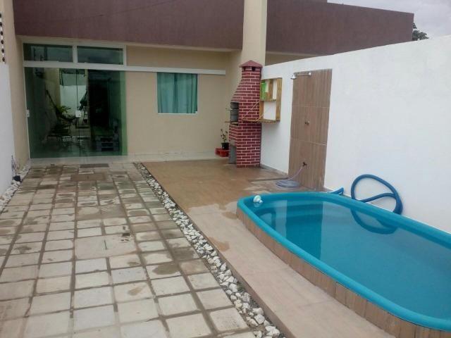 Casa com piscina para temporada - Conde PB (Jacumã)