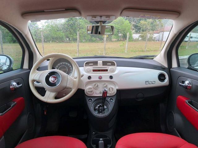 500 2012/2012 1.4 CULT 8V FLEX 2P AUTOMATIZADO - Foto 4