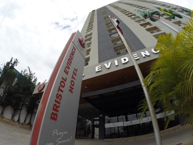 Flat em Goiânia - Prédio de Hotel (Bristol Evidence) - Foto 2