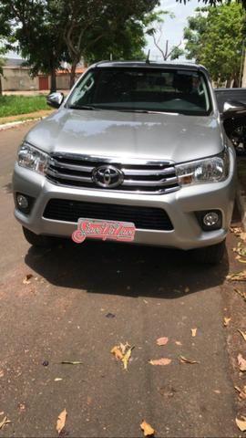 Toyota Hilux srv 2017 - Foto 6