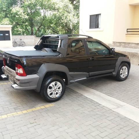 Vendo Strada Locker CD 2012 único Dono - Foto 2