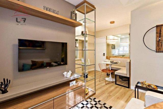 _*Cld Apartamentos no Centro de Curitiba, 1, 2 Quartos e Estúdios - Foto 3