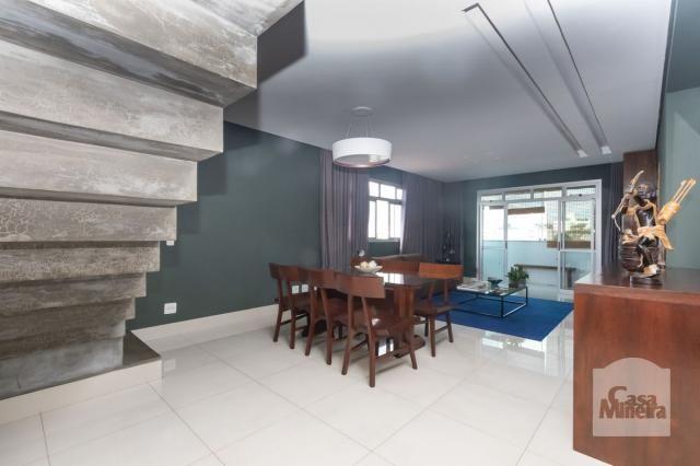 Apartamento à venda com 4 dormitórios em Caiçaras, Belo horizonte cod:256092 - Foto 5