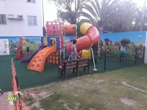 Apartamento Condomínio Supera Cpo Grde RJ - Foto 12