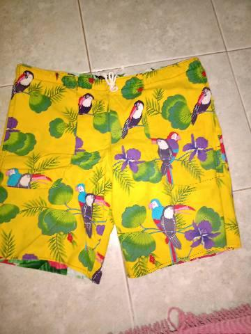 Shorts unissex estampado - Foto 2