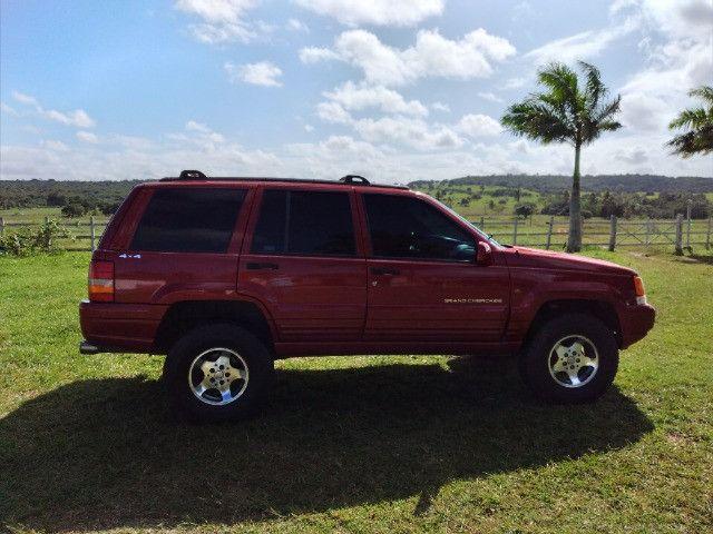 Jeep Gran Cherokee Laredo 98 4x4 gnv. Extra. Toda restaurada - Foto 2