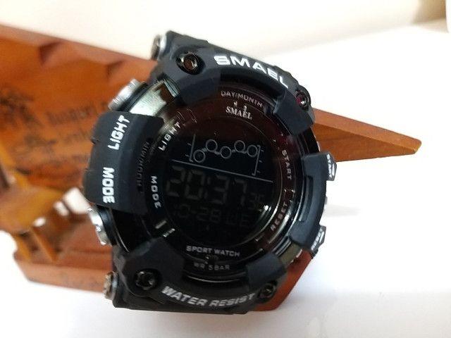 Relógio esportivo Smael 1802 - Foto 6