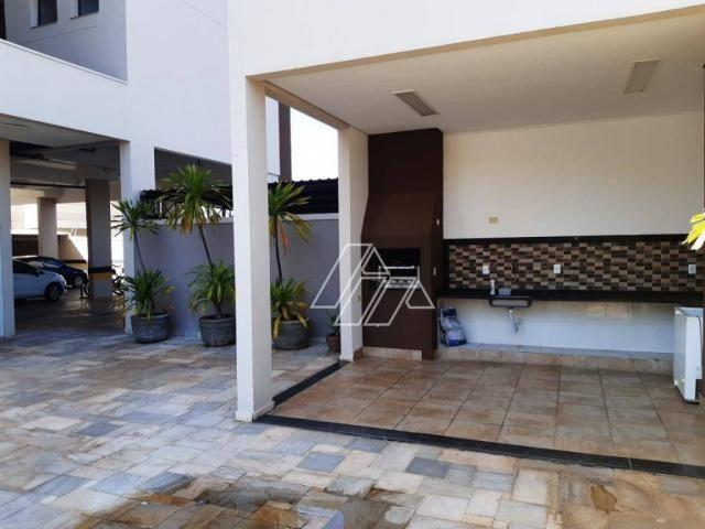 Apartamento com 3 dormitórios para alugar por R$ 1.200,00/mês - Boa Vista - Marília/SP - Foto 17