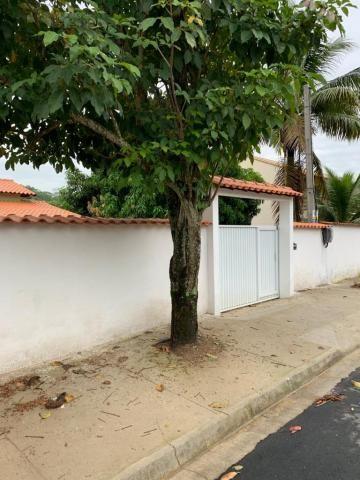 CASA COM 3 DORMITÓRIOS À VENDA,POR R$ 320.000 - INOÃ - MARICÁ/RJ - Foto 2