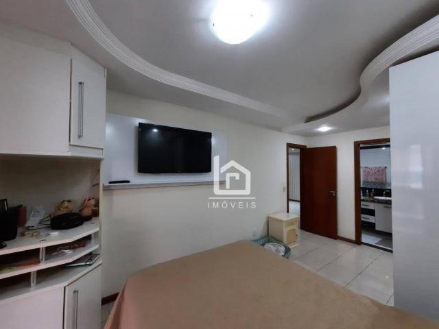 Apartamento com 4 dormitórios à venda, 195 m² por R$ 890.000,00 - Praia de Itapoã - Vila V - Foto 11