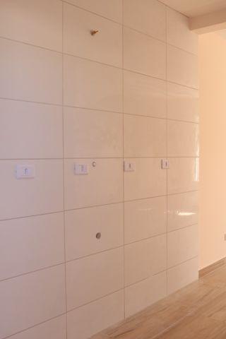 Casa com 2 dormitórios, porém com opção para 3 dorms, averbada e nova no Santa Candida - Foto 12