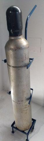 Cilindro Co2 com carrinho - Foto 2