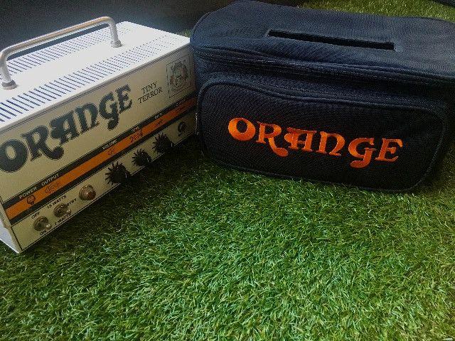 Amplificador Orange Tiny Terror - Foto 3