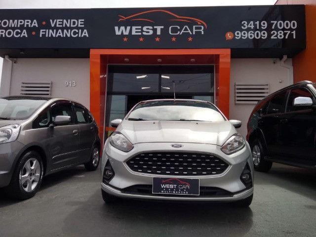 New Fiesta sel / ford / 1.6 / flex / 04 portas / automático / 2018 / 49.000 km - Foto 3