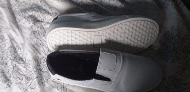 Sapato da Reserva branco.