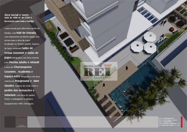 Apartamento com 4 dormitórios à venda, 226 m² por R$ 1.893.000 - Setor Central - Rio Verde - Foto 9