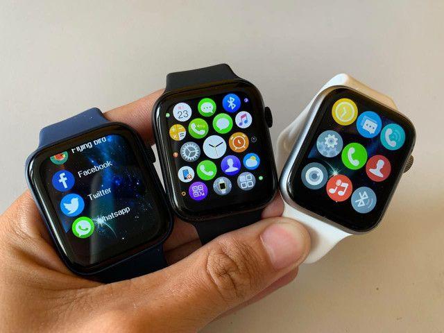 Relógio Smartwatch AK76 PRO Versão 2021