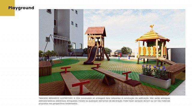 Apartamento para venda tem 73 metros quadrados com 3 quartos em Granja Marileusa - Uberlân - Foto 9
