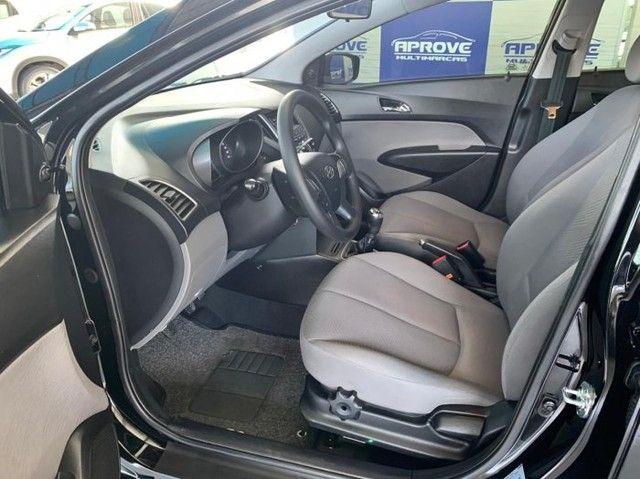 Hyundai hb20s 2015 1.6 comfort plus 16v flex 4p manual - Foto 8