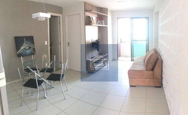 Apartamento com 1 dormitório para alugar, 35 m² por R$ 1.900/mês - Boa Viagem - Recife/PE - Foto 4